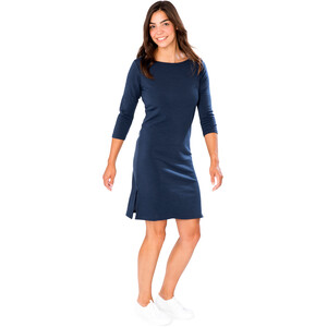 super.natural Cozy Kleid Damen blue iris melange blue iris melange