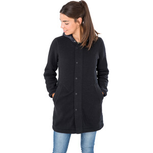 super.natural Combustion Mantel Damen jet black jet black