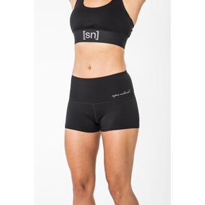super.natural Super Shorts Damen jet black jet black