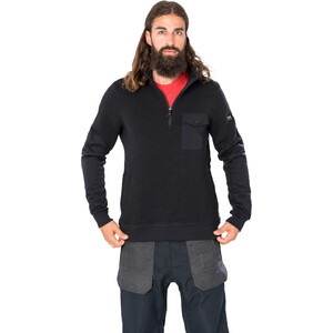 super.natural Compound Quarter Jacke Herren jet black jet black