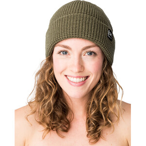 super.natural City Beanie olive night olive night