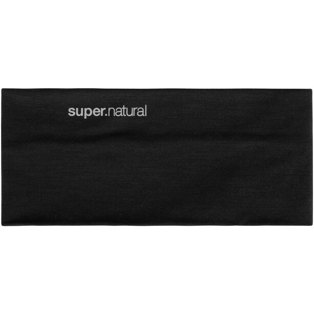 super.natural Wanderlust Stirnband jet black