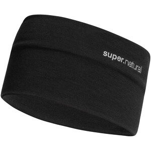 super.natural Wanderlust Stirnband jet black jet black
