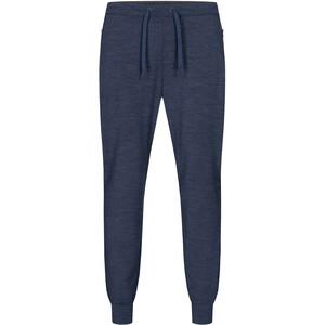 super.natural City Cuffed Pants Men blue iris melange blue iris melange