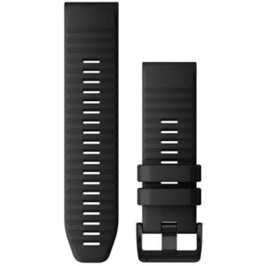 Garmin QuickFit Silicone Band 26mm for Fenix 6X black black