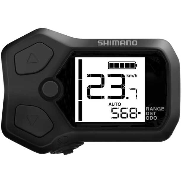 Shimano SC-E5000 E-Bike Computer with Assist Switch