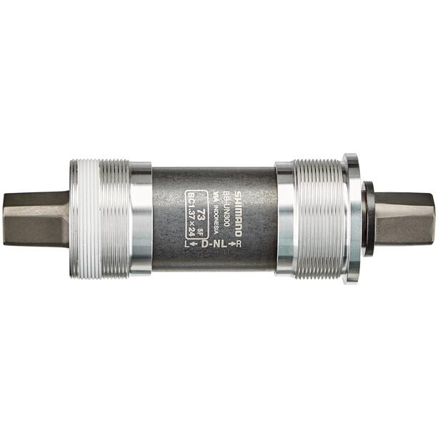 Shimano BB-UN300 Firkantet konisk bundbeslag BSA 73mm inkl.Krankbolte