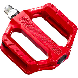 Shimano PD-EF202 Flat Pedals, red red