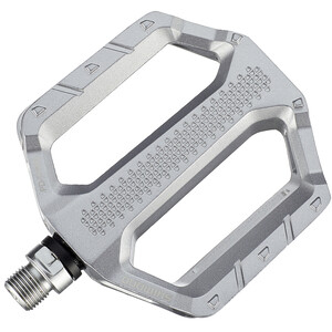 Shimano PD-EF202 Flat Pedals, silver silver