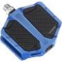 Shimano PD-EF205 Flat Pedals, bleu