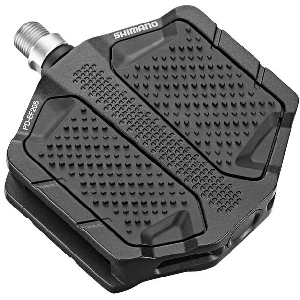 Shimano PD-EF205 Plattform Pedale black