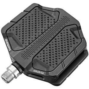 Shimano PD-EF205 Plattform Pedale black black