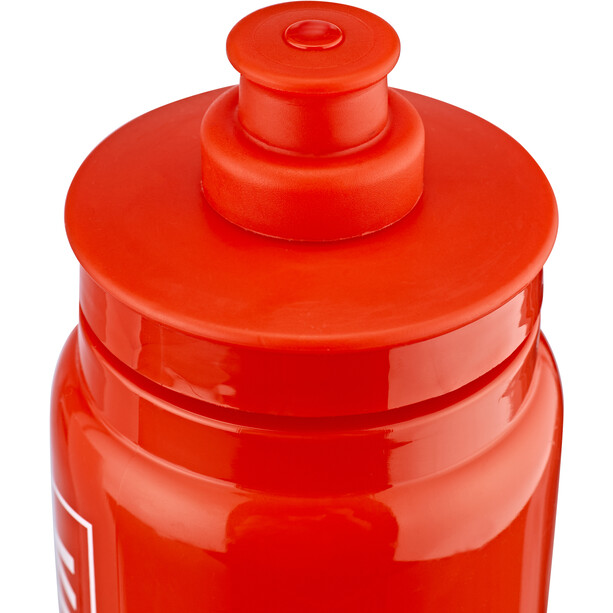 Elite Fly Vuelta Trinkflasche 550ml iconic red