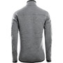 Aclima FleeceWool Jacket Men grey melange