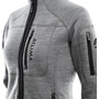 Aclima FleeceWool Jacket Women grey melange