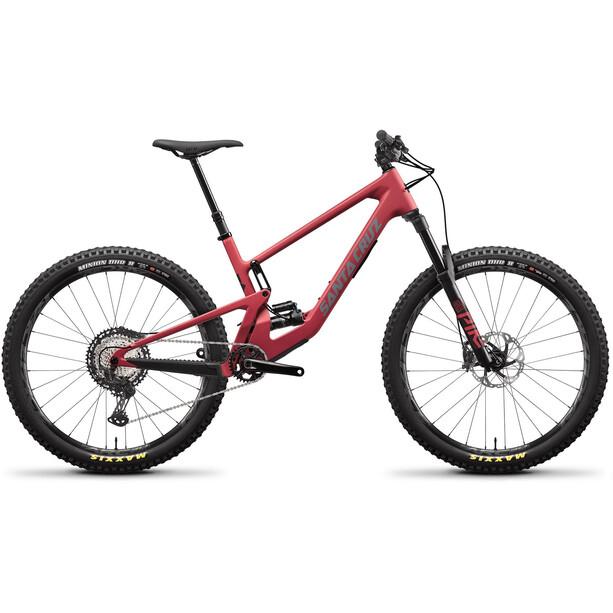 Santa Cruz 5010 4 C XT-Kit raspberry sorbet
