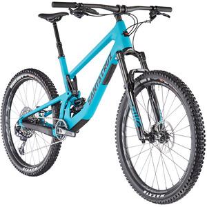Santa Cruz 5010 4 CC XO1-Kit blau blau