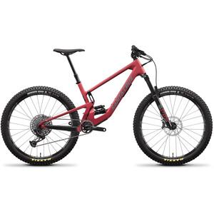 Santa Cruz 5010 4 CC XO1-Kit, rojo rojo