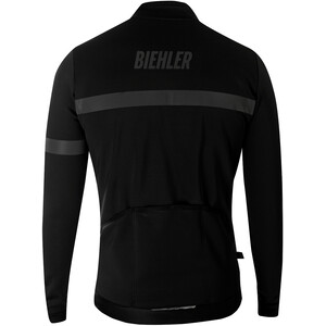Biehler Deep Winter Jacke Herren black black