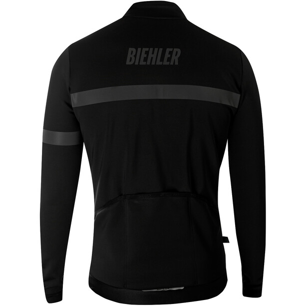 Biehler Deep Winter Jacke Herren black