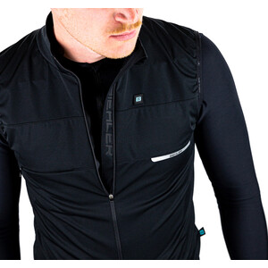 Biehler Defender Gilet Men black black