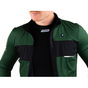 Biehler Defender Jacket Men, storm green storm green