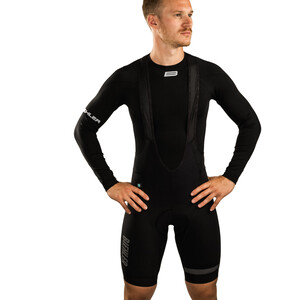 Biehler Seamless Pro Long-Sleeve Baselayer Men black black