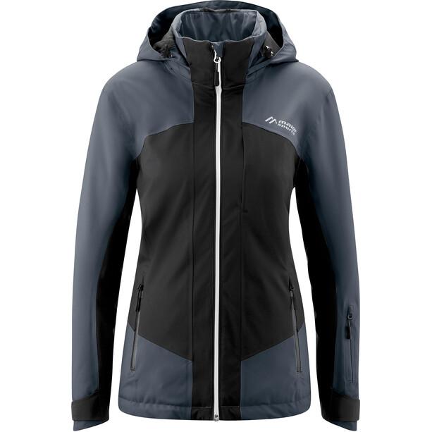 Maier Sports Gravdal XO Trekking Jacke Damen black/ombre blue