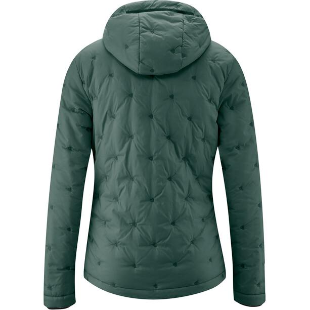 Maier Sports Pampero Jacke Damen grün