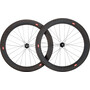 "edco Chronosports Gesero Laufradsatz 65mm Disc 28"" black"