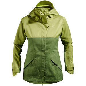 VAUDE Green Core 3L Jacke Damen mossy green mossy green