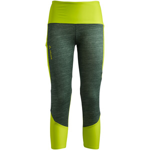 VAUDE Green Core Tights Women, bright green bright green