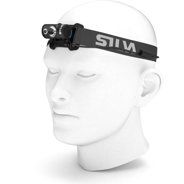 Silva Cross Trail 6 Headlamp grå