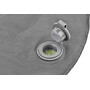 CAMPZ Curved Luftkissen grün/grau