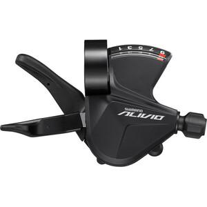 Shimano Alivio SL-M3100 Shift Lever 9-speed right, noir noir