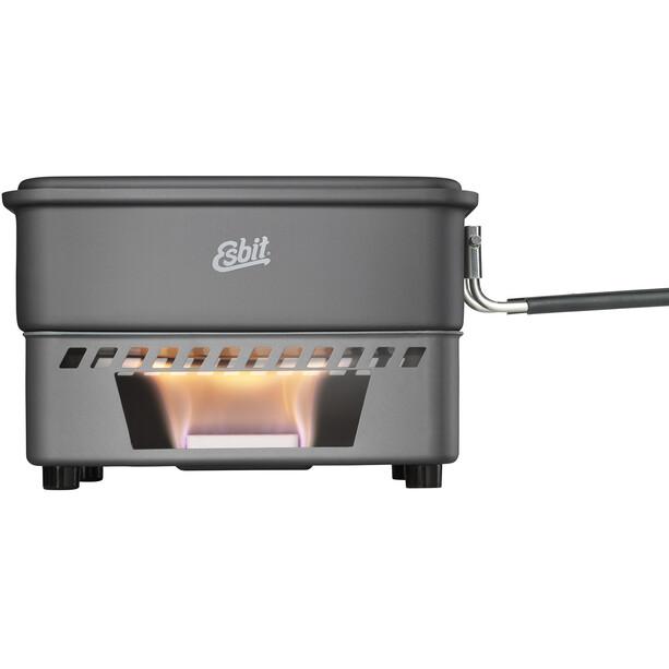 Esbit CS1100HA Trockenbrennstoff Kochset 1100ml