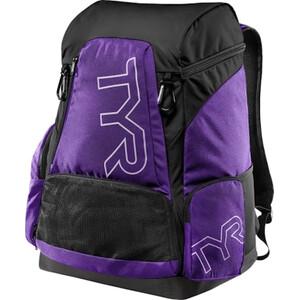 TYR Alliance 45l Svømmerygsæk, violet/sort violet/sort