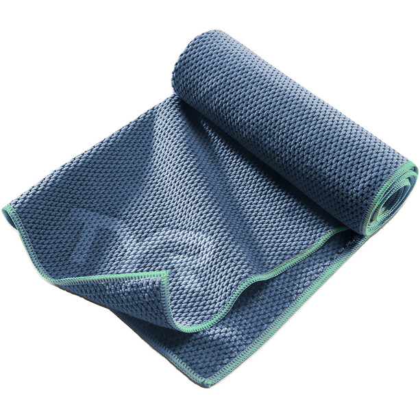 TYR Hyper Dry Sport Handtuch blue