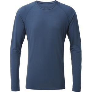Rab Forge Langarm T-Shirt Herren blau blau