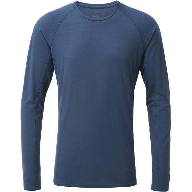 Rab Forge Langarm T-Shirt Herren ink
