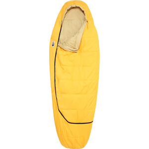 The North Face Plus Trail Synthetic 35 Sleeping Bag gul gul