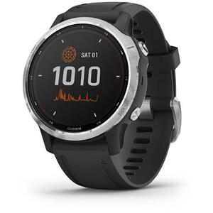 Garmin Fenix 6S Solar GPS Smartwatch black/silver black/silver