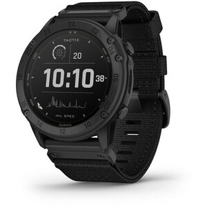Garmin Tactix Delta Solar GPS Smartwatch black black