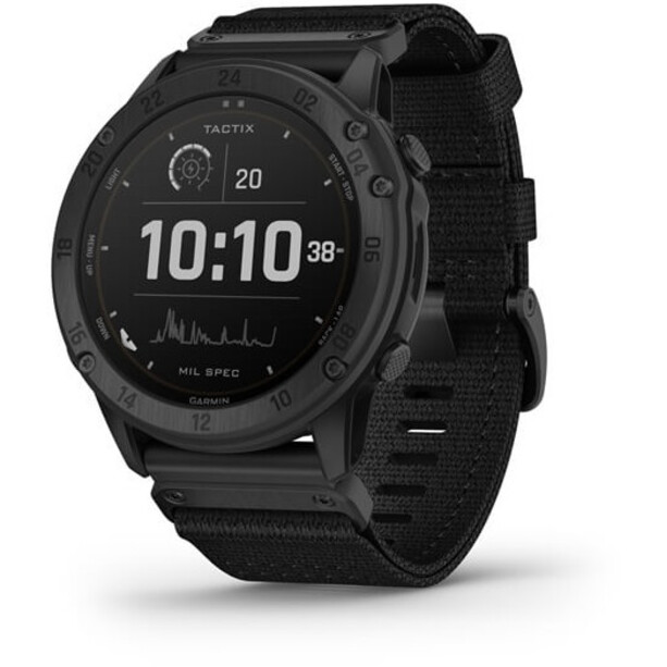 Garmin Tactix Delta Solar GPS Smartwatch black