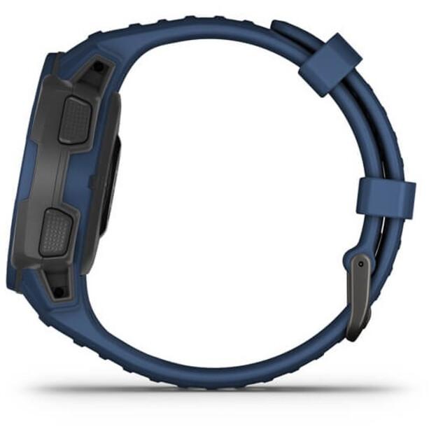 Garmin Instinct Solar GPS Smartwatch blau