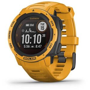 Garmin Instinct Solar GPS Smartwatch gelb gelb