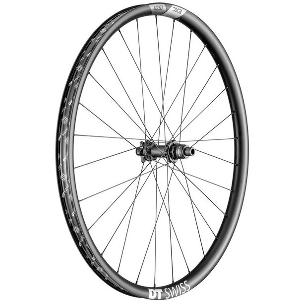 "DT Swiss EXC 1501 Spline Carbon Enduro Rear Wheel 29"" Disc IS 6-Bolt SRAM XD MTB EXP"