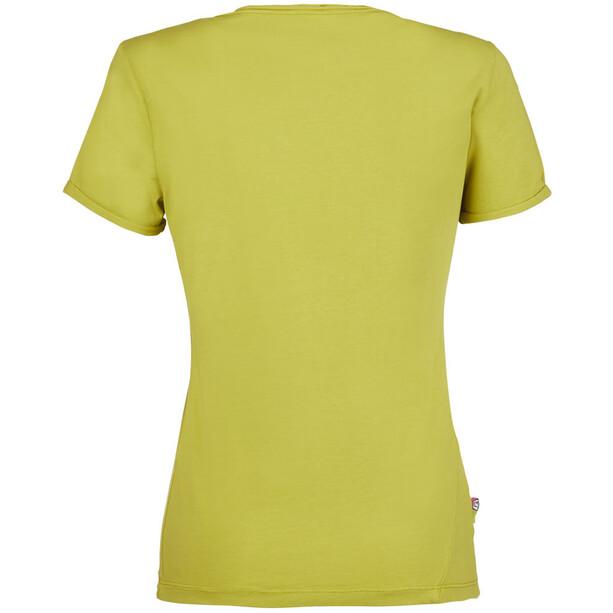 E9 Cloud T-Shirt Women celery