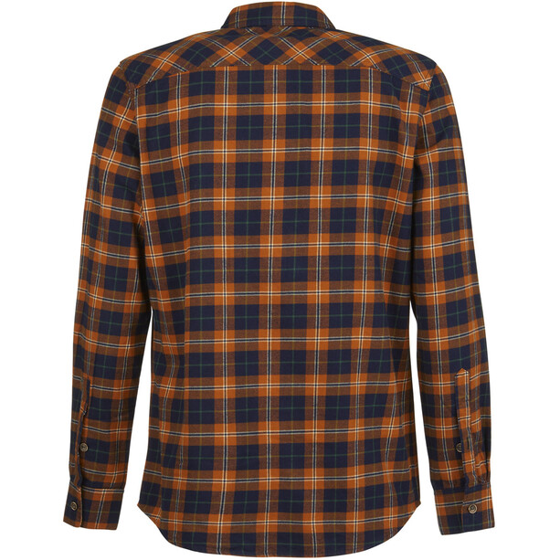 E9 Peppino LS Shirt Men orange