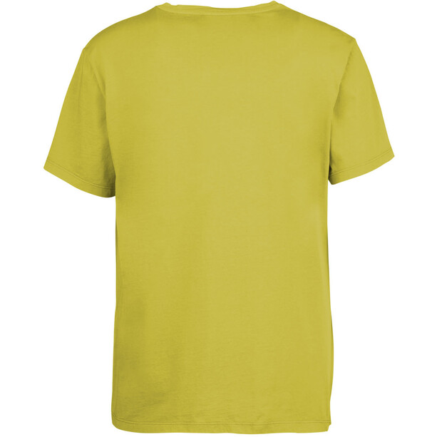 E9 Scratch T-Shirt Men celery